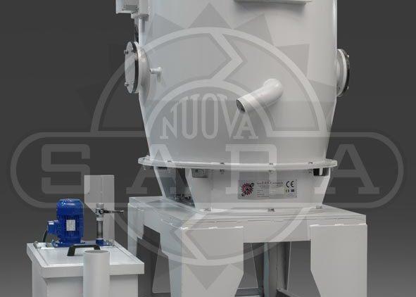 Centrifuga automatica Rapida per truciolo