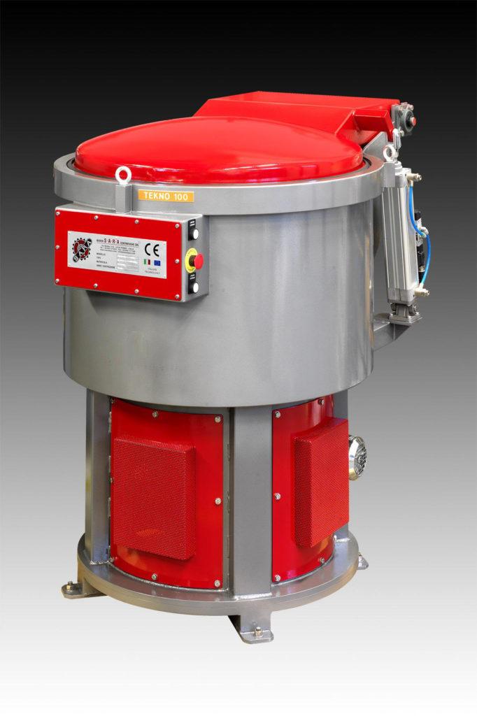 Tekno 100 centrifuga nuovasara